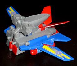 デストロン 宇宙航空参謀 ハイドラー 合体モード