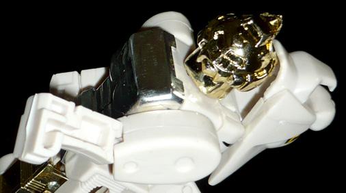 サファリロボ ワイルドキャット ロボットモード