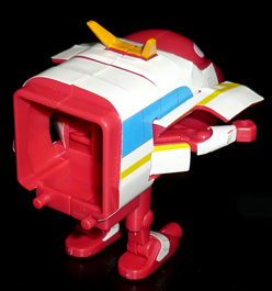 アール ロボットモード