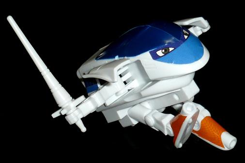 ゴウ ロボットモード