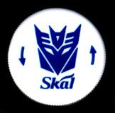 南日本酪農協同 スコール トランスフォーマー/ロストエイジ 期間限定キャップ