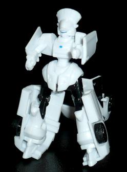 トジャイロゼッター ヨタ プリウスα ロボットモード