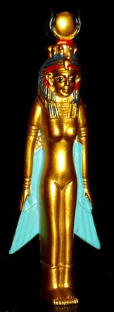 古代エジプト王家ボールペン ハトホル女神