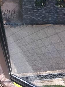 出窓きれい