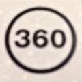 360/さんろくまる