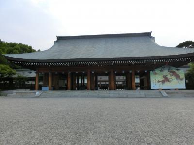橿原神宮拝殿