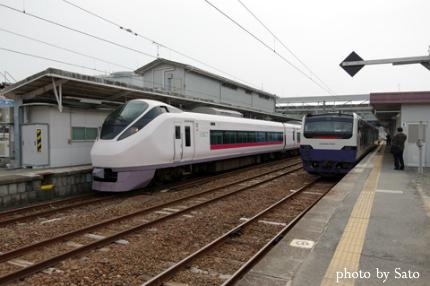 磐越東線新緑号5