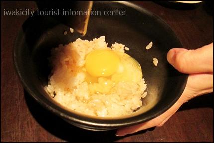 卵かけごはん3