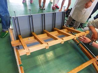 錦帯橋模型1