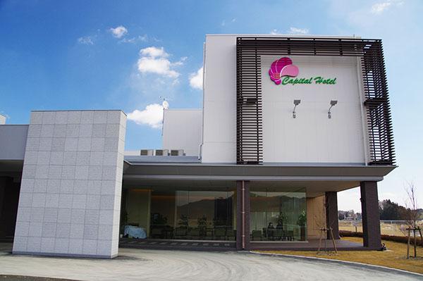 陸前高田の再建ホテル