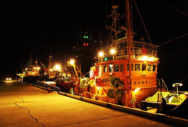 生月島 館浦漁港
