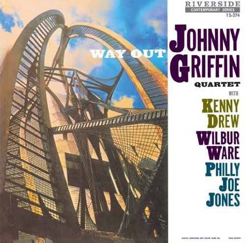 Way Out! Johnny Griffin