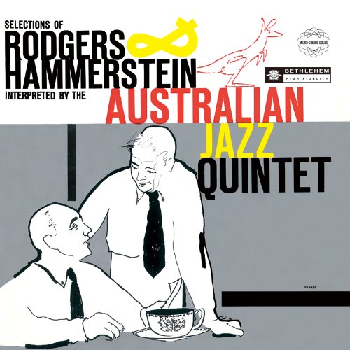 Selections Of Rogers & Hammerstein The Australian Jazz Quintet