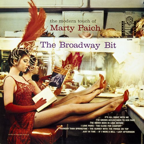 The Broadway Bit Marty Paich