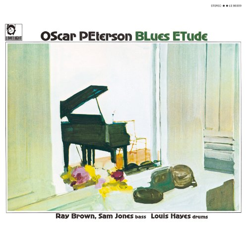 Blues Etude Oscar Peterson