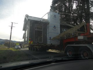 House moving -1