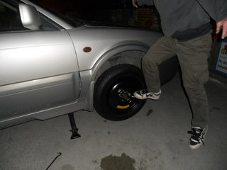 Tyre change-1