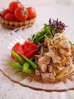 Shabu-shabu salad-M