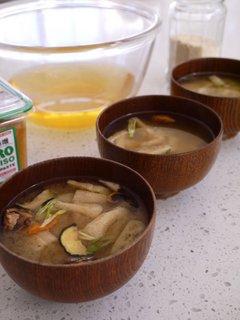 3 Miso-soup