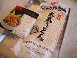 Dried udon 3-4-14