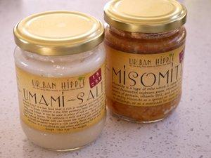 Umami-salt & Miso-mite 30/05/14