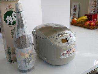 Sake/RiceCooker