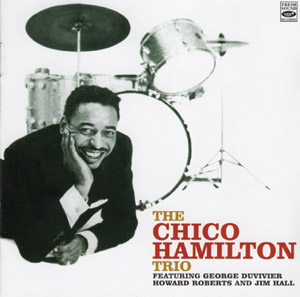 The Chico Hamilton Trio