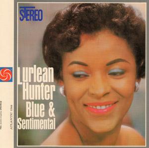 Blue & Sentimental Lurlean Hunter