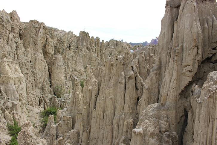 ボリビア・ペルー旅行:月の谷2