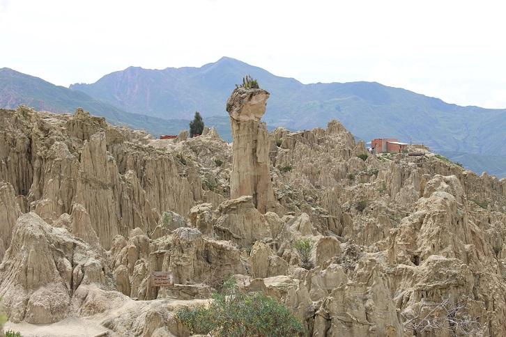 ボリビア・ペルー旅行:月の谷5