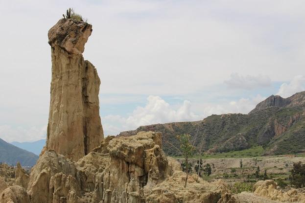 ボリビア・ペルー旅行:月の谷6