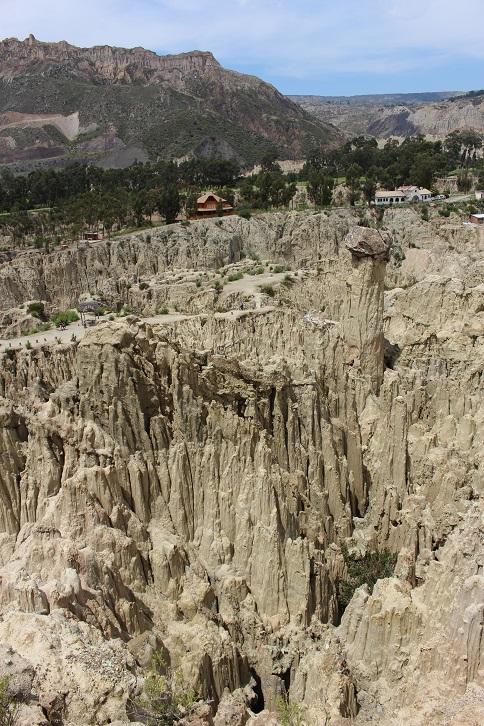 ボリビア・ペルー旅行:月の谷7