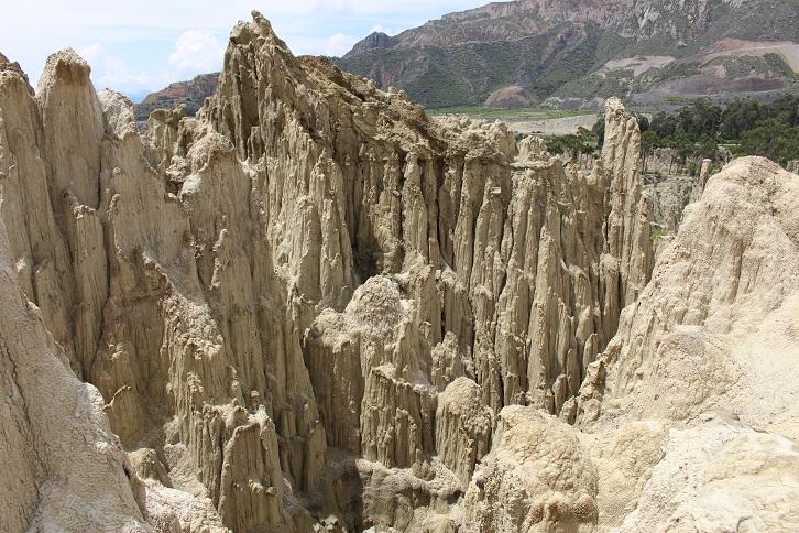 ボリビア・ペルー旅行:月の谷8