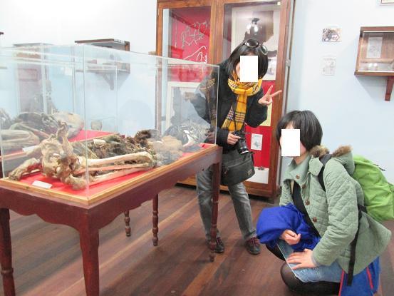 南米旅行:ウユニ塩湖 塩の博物館