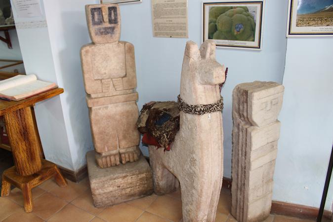 ボリビア・ペルー旅行:ウユニ塩湖 塩の博物館
