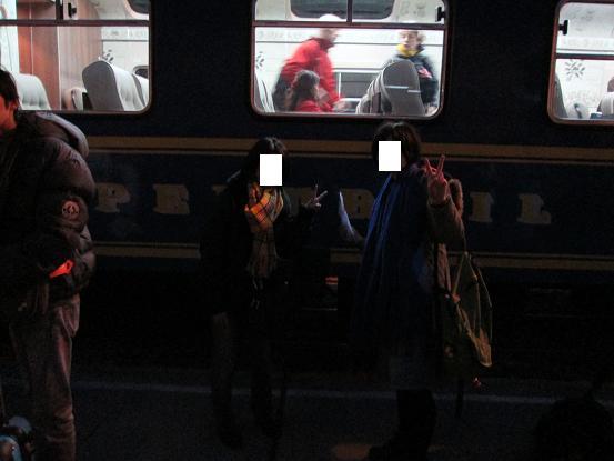 南米旅行:オリャンタイタンボ駅