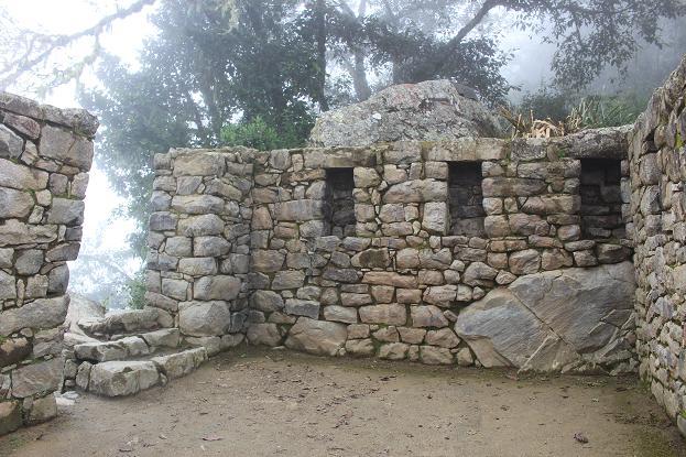 ボリビア・ペルー旅行:マチュピチュ 太陽の門2