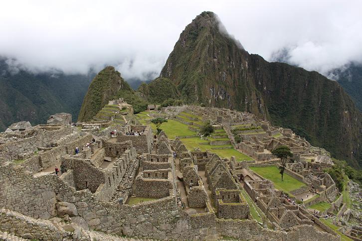 ボリビア・ペルー旅行:マチュピチュ遺跡7
