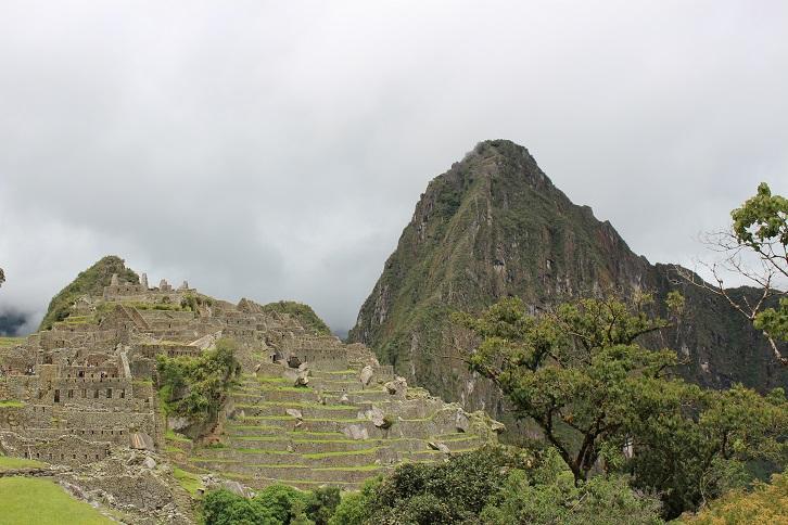 ボリビア・ペルー旅行:マチュピチュ遺跡8