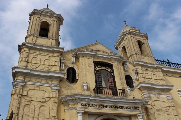 ボリビア・ペルー旅行:リマ 市内観光 サンフランシスコ教会・修道院3