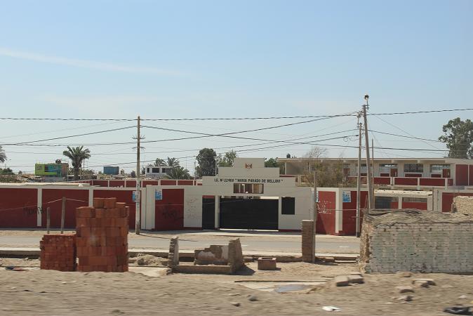 ボリビア・ペルー旅行:海岸砂漠2