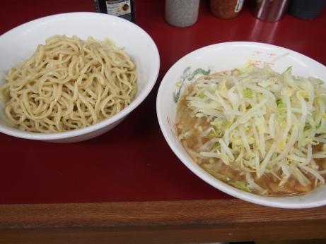 140802_相模大野_ラーメン_つけ麺_ヤサイニンニク