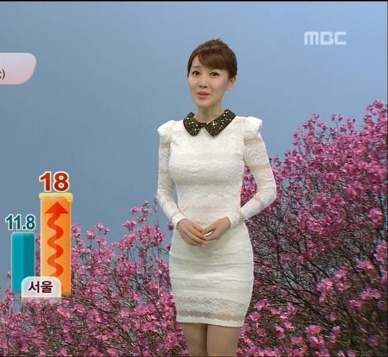 韓国キャスター3
