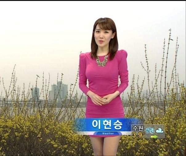 韓国キャスター5