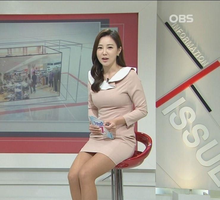 韓国キャスター12