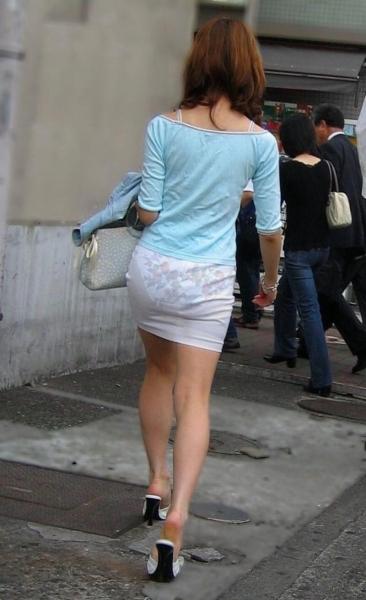 透けブラ透けパンティがエロい素人画像6