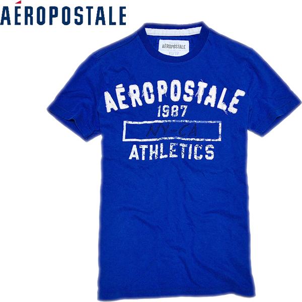 USEDエアロポステールTシャツ画像@古着屋カチカチ01
