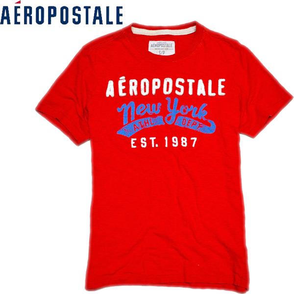 USEDエアロポステールTシャツ画像@古着屋カチカチ02