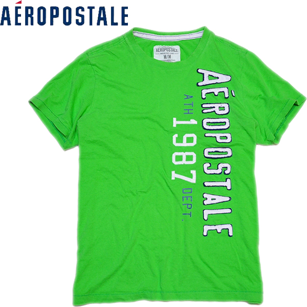 USEDエアロポステールTシャツ画像@古着屋カチカチ03