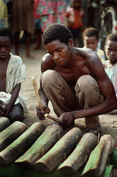 マラウィ 伝統楽器